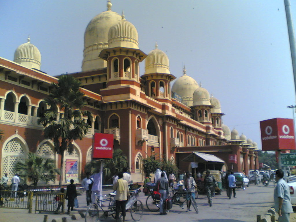 Kanpur central railways station Book cab